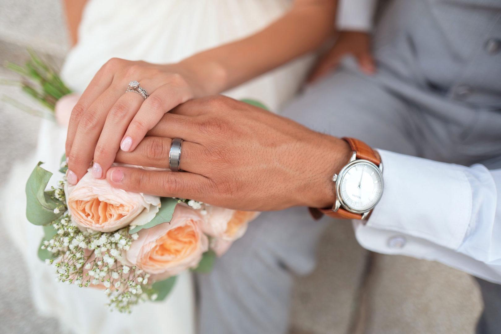 Hochzeit im Carlton