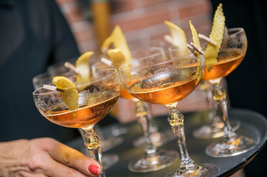Cocktails im Carlton