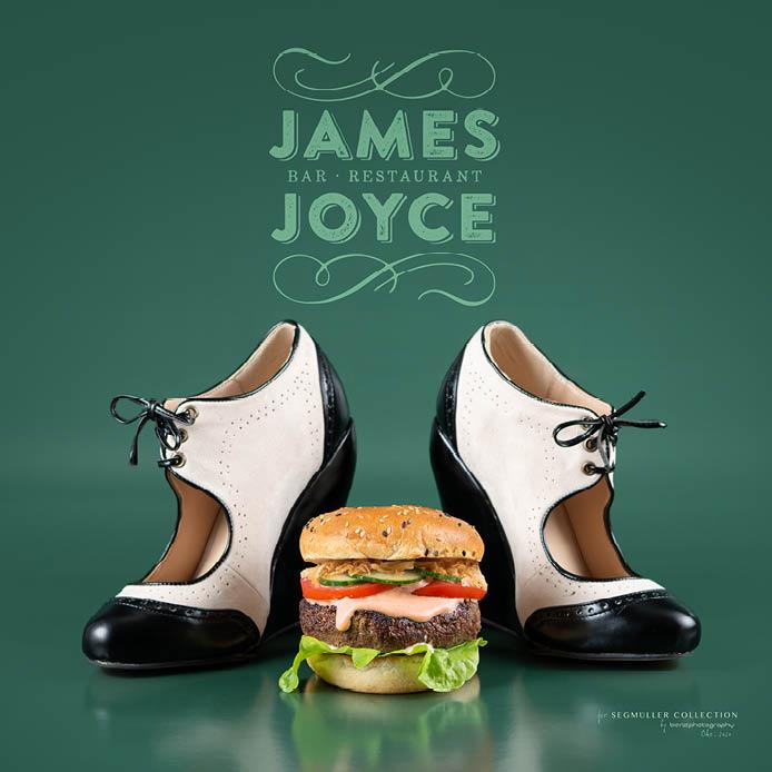 James Joyce Reservieren