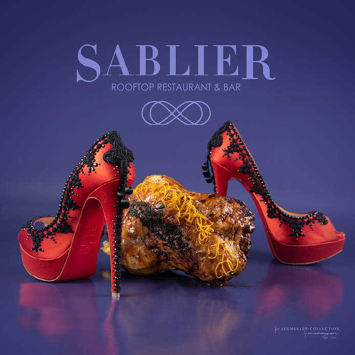 Sablier Rooftop Restaurant & Bar